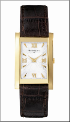 11A10  Wittnauer Watches Replacement Watch Band - Wittnauer Orpheum Men's Watches 2414 11A10