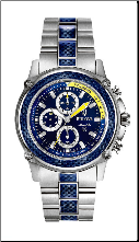 Bulova Marine Star Watch - Bulova Men's Watches 96A003