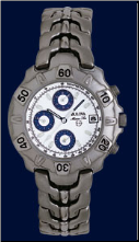 Bulova Marine Star Watch - Bulova Men's Watches 96B11