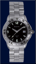 Bulova Marine Star Watch - Bulova Men's Watches 96B67