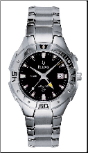Bulova Marine Star Watch - Bulova Men's Watches 96B87