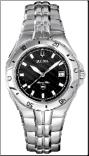 Bulova Marine Star Watch - Bulova Men's Watches 96G21