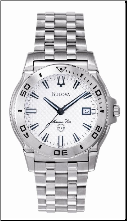 Bulova Marine Star Watch - Bulova Men's Watches 96G50