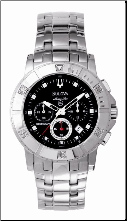 Bulova Marine Star Watch - Bulova Men's Watches 96G51