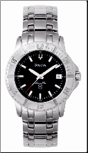 Bulova Marine Star Watch - Bulova Men's Watches 96G52