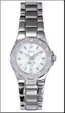 Bulova Marine Star Watch - Bulova Ladies Watch 96R25