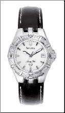 Bulova Marine Star Watch - Bulova Ladies Watch 96R27