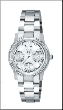 Bulova Marine Star Watch - Bulova Ladies Watch 96R45