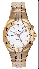 Bulova Marine Star Watch - Bulova Men's Watches 97B50