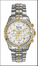 Bulova Marine Star Watch - Bulova Men's Watches 98E101