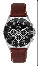 Bulova Marine Star Watch - Bulova Men's Watches 98H36