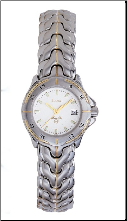 Bulova Marine Star Two-Tone Ladies Watch 98U06