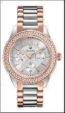 Watch - Bulova Ladies Watch 98N100E