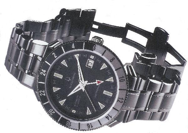Accutron Watches - 28B088 Astronaut Limited Edition 11690 ...