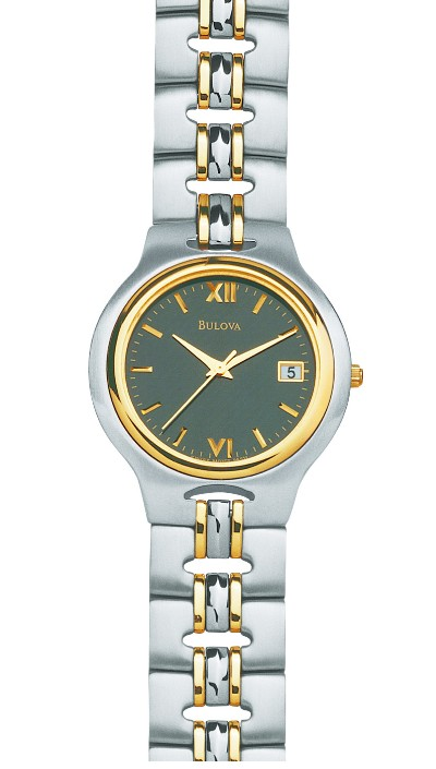 discontinued bulova gold watches