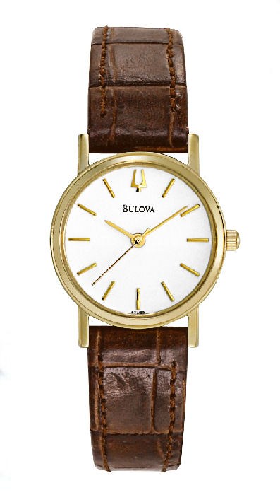 Bulova 97l102 Ladies Strap Watch Watches CxshrBtQd
